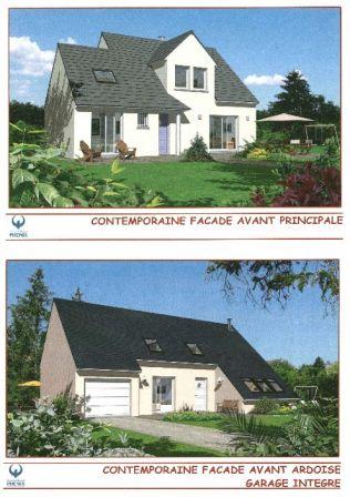 Maison familiale geoxia maisons cologiques maisons primo for Geoxia maison familiale